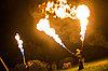 Огнемет шоу! 2 Соло огнемета и Дракон! Встреча гостей., фото 4