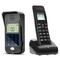 Coded Access 2.4GHz Digital Wireless Audio Intercom Door Phone