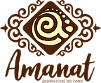 """Amanat Group"" Эко сумки с логотипом. Конференц сумки. Дизайнерские сумки ""Amanat"""