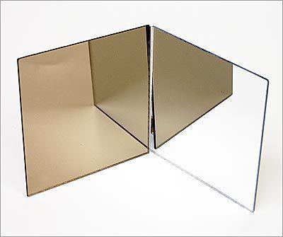 Акрил зеркальный красное золото/золото/серебро 3мм (1,25м х 2,48м)