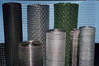 Сетка дорожная стальная металлическа ячейки от 20х20мм до 250х250мм
