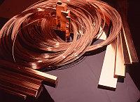 Медь - круглый прокат от 0.5мм до 250мм М1 М2 М3 МН-20 МОБ