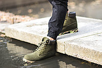 Ботинки Timberland Icon Camo Boot in Army Green, фото 1