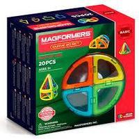 Magformers Curve 20, 20 элементов