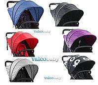 Valco Baby Капор Valco baby Vogue Hood Snap & Snap 4 - Red & Black