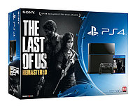 The Last of Us: Remastered вместе с PlayStation 4