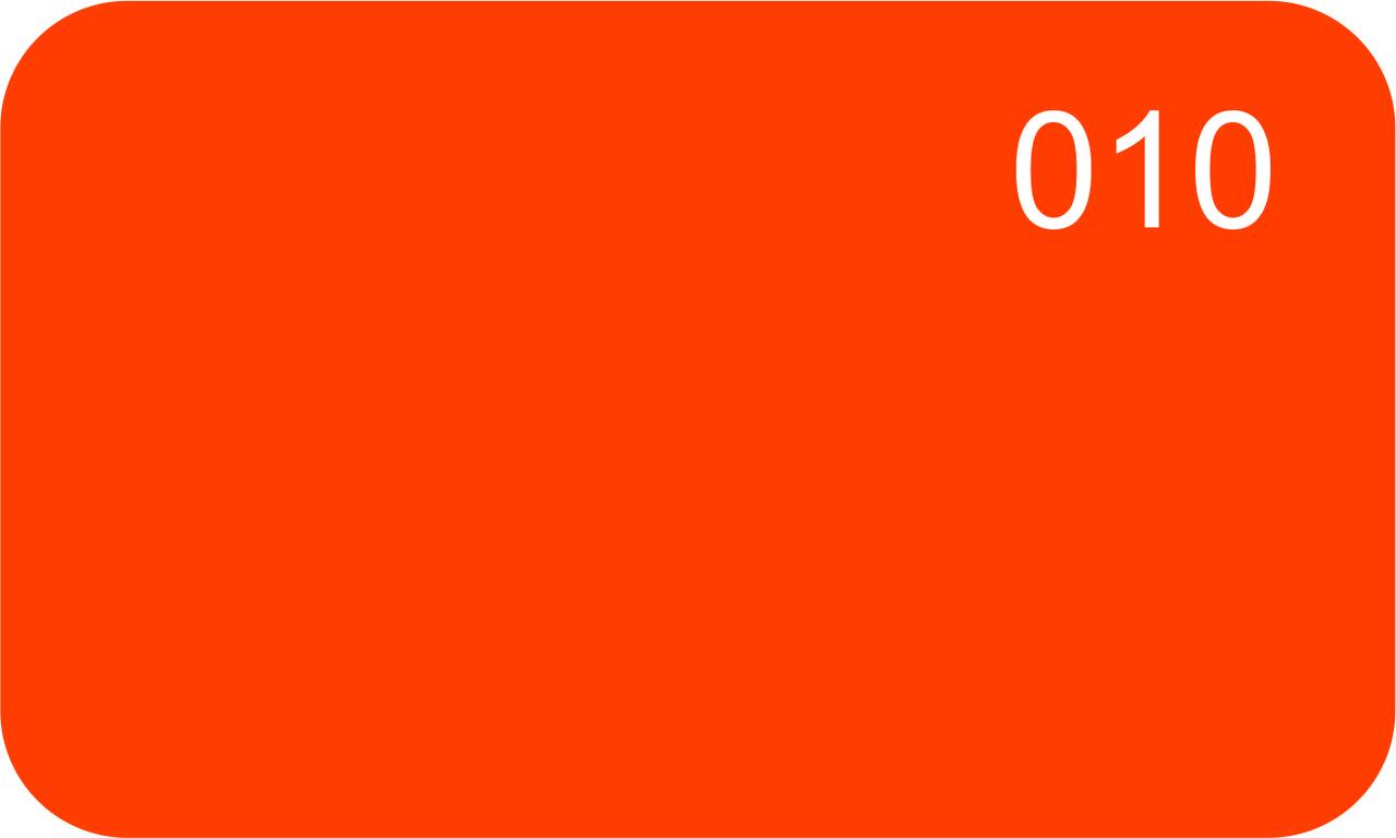 Алюкобонд 3мм 18 мк оранжевый (1,22м х 2,44м)