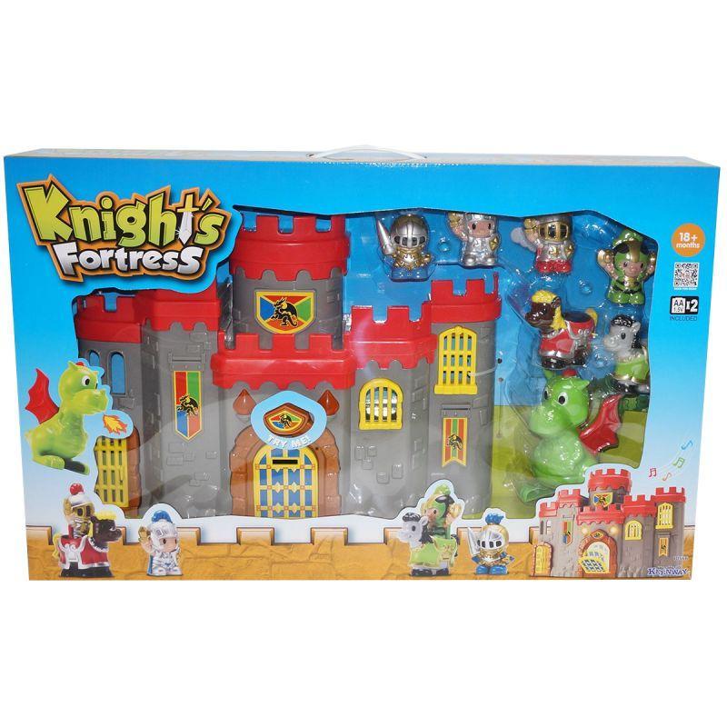 Игровой набор Рыцарская крепость