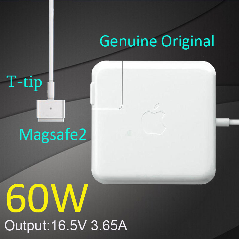 Блок питания Apple MagSafe 2 16,5V 3,65A (магнитный) 60W