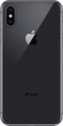 IPhone X 256Gb Space Gray , фото 2