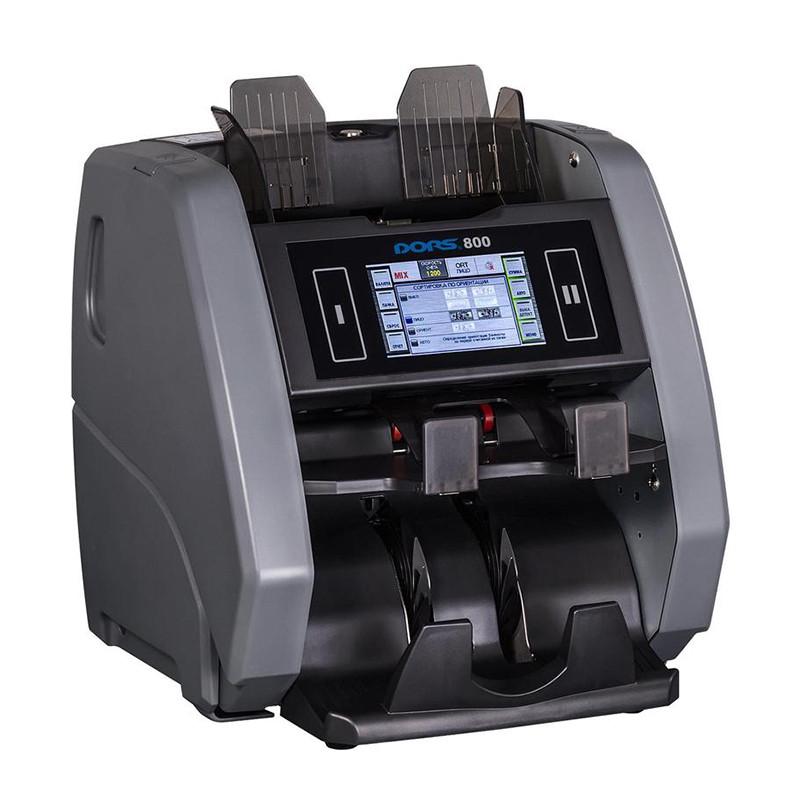 Счетчик банкнот Dors 800 KZT/RUB/USD/EUR/CNY