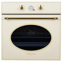 Духовой шкаф Kuppersberg SR 663 С Bronze бежевый/ручка дверцы и переключатели цвета бронзы