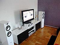 Комплект для домашнего кинотеатра 5.1 на акустике Dynavoice Magic (M6) W, фото 1