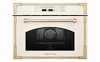 Микроволновая печь Kuppersberg бежевый/ фурнитура цвета бронзы