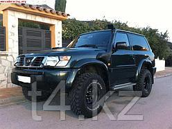 Nissan Patrol Y61 2000-2003 шноркель- T4
