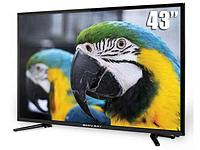 "Телевизор Shivaki 43/A9000 Smart Full HD DVB-T2 ""черный"""