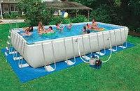 Прямоугольный каркасный бассейн Intex 28352, фото 1