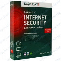 Антивирус Kaspersky Internet Security 2016, 2 ПК, 12 мес, BOX