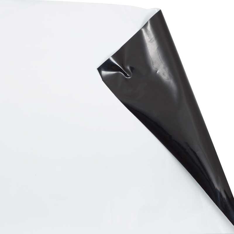Светоблокирующая пленка Black out для сольвентной печати (1,27м х 50м)