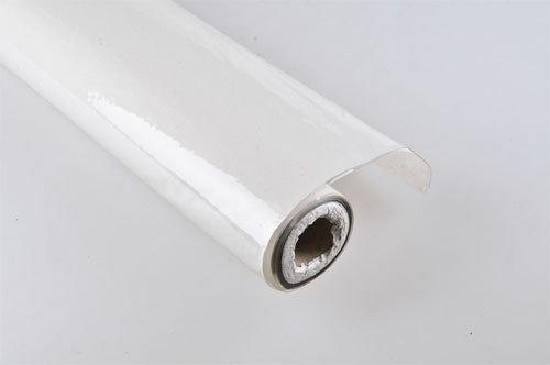 Прозрачный винил для сольвентной печати 140 гр. (1,27м х 50м)