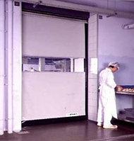 Скоростные ворота Dynaco модель D-311 LF Cleanroom