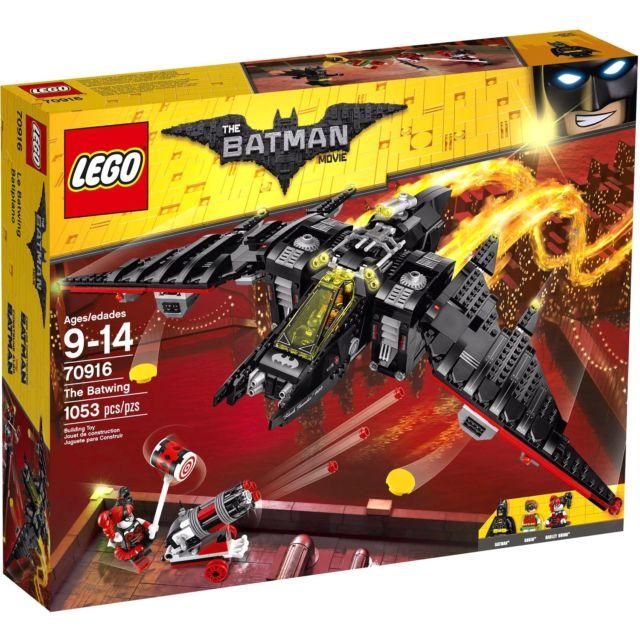70916 Lego Batman Movie : Бэтмолёт 70916