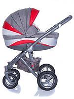 Детская универсальная коляска Adamex barletta new 2в1 (B3)