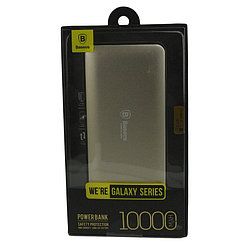Power bank Baseus PPALL-GP0V 10000mAh galaxy series USBx2/2.1A Gold