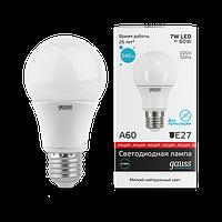 Лампа LED E27 7W
