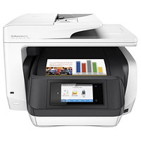 МФУ HP D9L19A HP OfficeJet Pro 8720 All-in-One Printer (A4) , Color Ink Printer/Scanner/Copier/ADF/Fax
