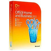 Microsoft Office Home and Business 2010, DVD, BOX