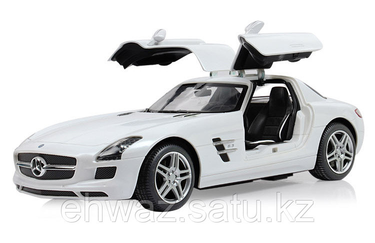 Машина Mercedes-Benz SLS AMG  RaSTAR RC 1:14