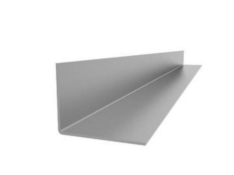 Уголок алюминиевый L образный 38мм х 38мм