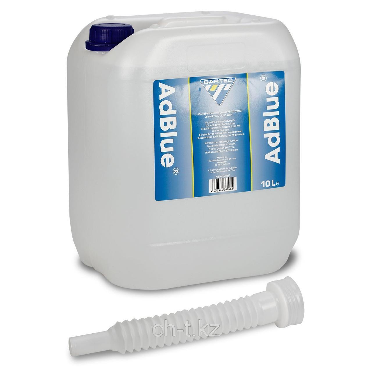 Жидкий реагент AdBlue