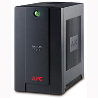 ИБП APC BACK-UPS 700VA, 230V, AVR, French Sockets BX700U-FR