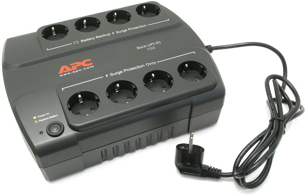 ИБП APC Power-Saving Back-UPS ES 8 Outlet 700VA 230V CEE 7/5