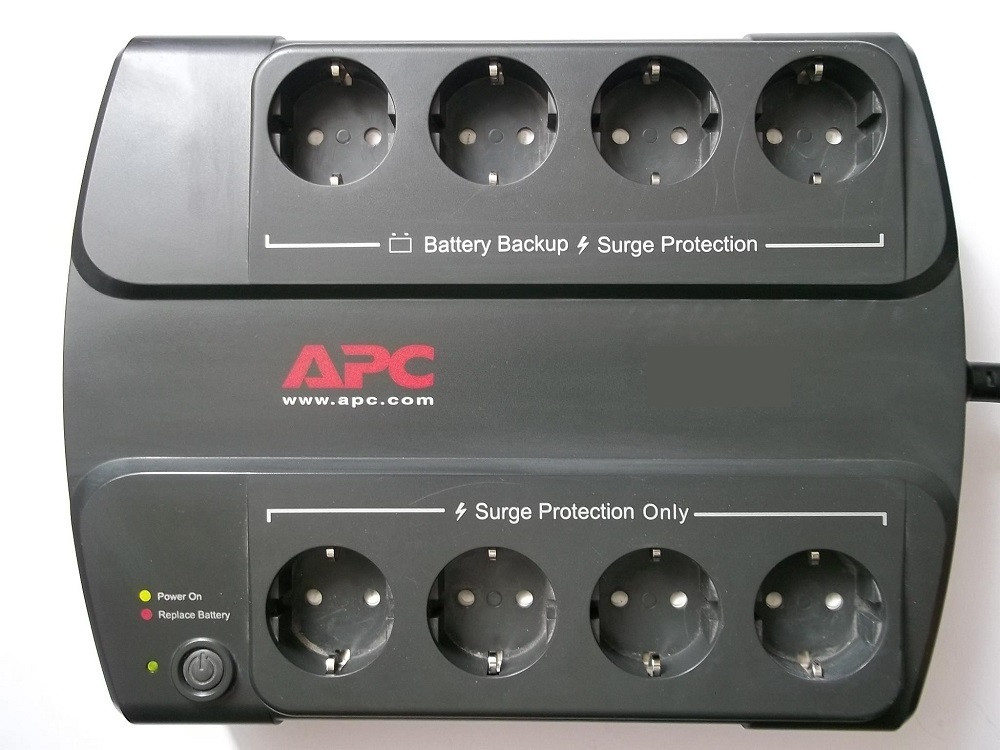 APC Power-Saving Back-UPS ES 8 Outlet 700VA 230V CEE 7/5 BE700G-FR