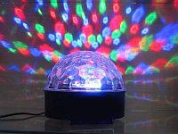ДИСКО-ШАР СВЕТОДИОДНЫЙ LED MAGIC BALL, фото 1