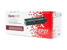 Картридж Europrint EPC-EP27 - Black