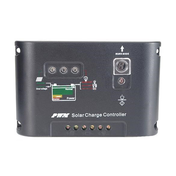 Контроллер заряда аккумуляторов солнечных систем 10А