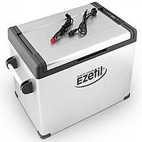 Компрессорный автохолодильник Ezetil EZC 60 12/24/220V AES LCD , фото 1
