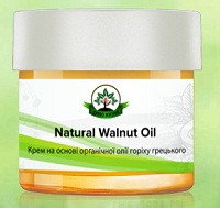 Natural Walnut Oil (Нейчурал велнут ойл) - крем от боли в суставах