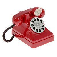 "Копилка пластик ""Телефон"" МИКС 10,5х14,5х14 см, фото 1"