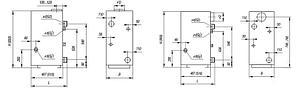 Напольный газовый котел Ок-10г (автоматика каре, Польша), 10 кВт до 90 м², фото 2