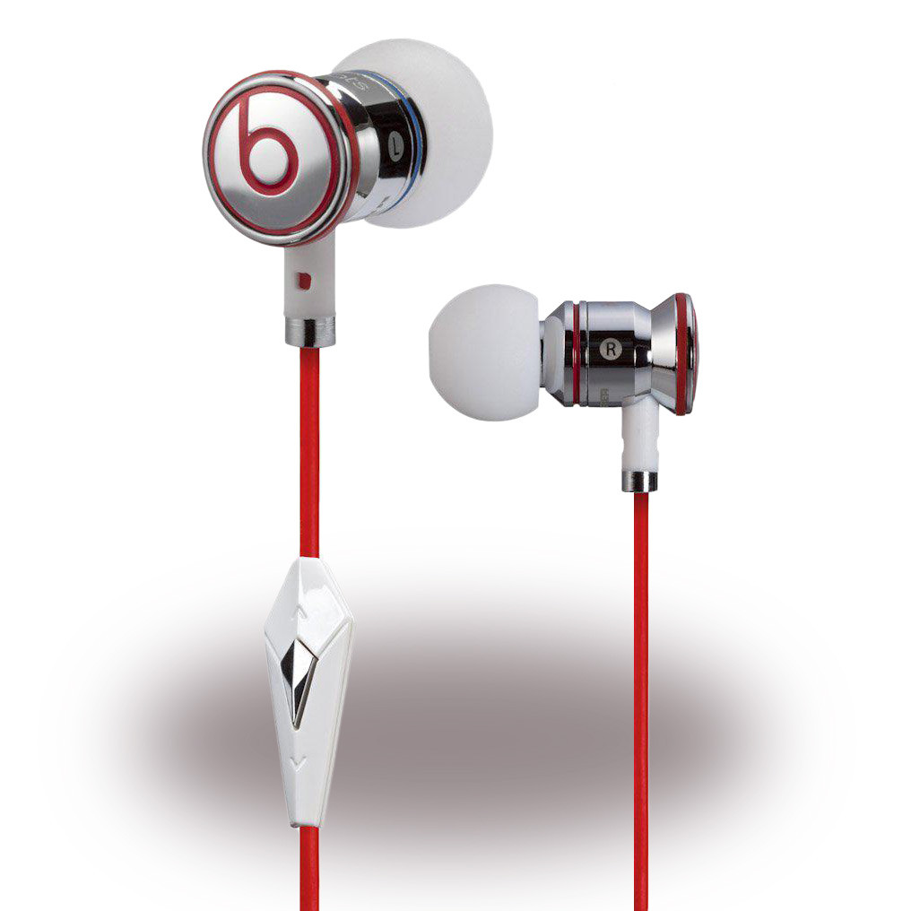 Гарнитура beats by drdre monster I Beats L1i White