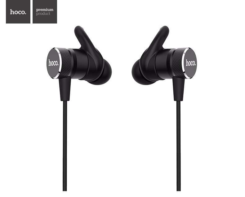 Bluetooth гарнитура Hoco ES8 Nimble Sporting Black