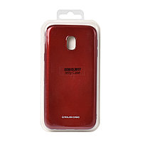 Чехол для Samsung Galaxy J3 (2017) J330 back cover Molan Cano Jelly Case Red