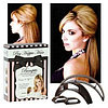Бампит Romantic Princess Hair Modelling Props-Black
