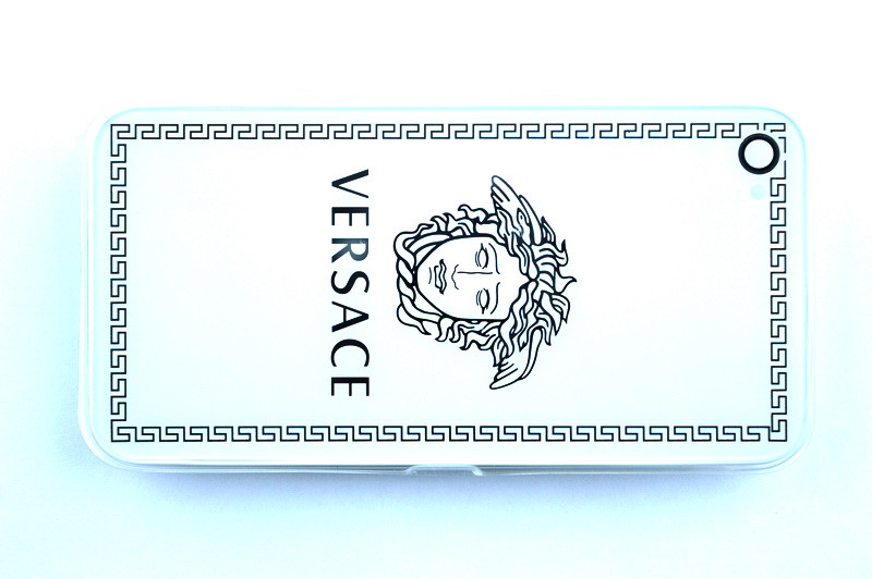 Задняя крышка Apple iPhone 4G Versace White (69)
