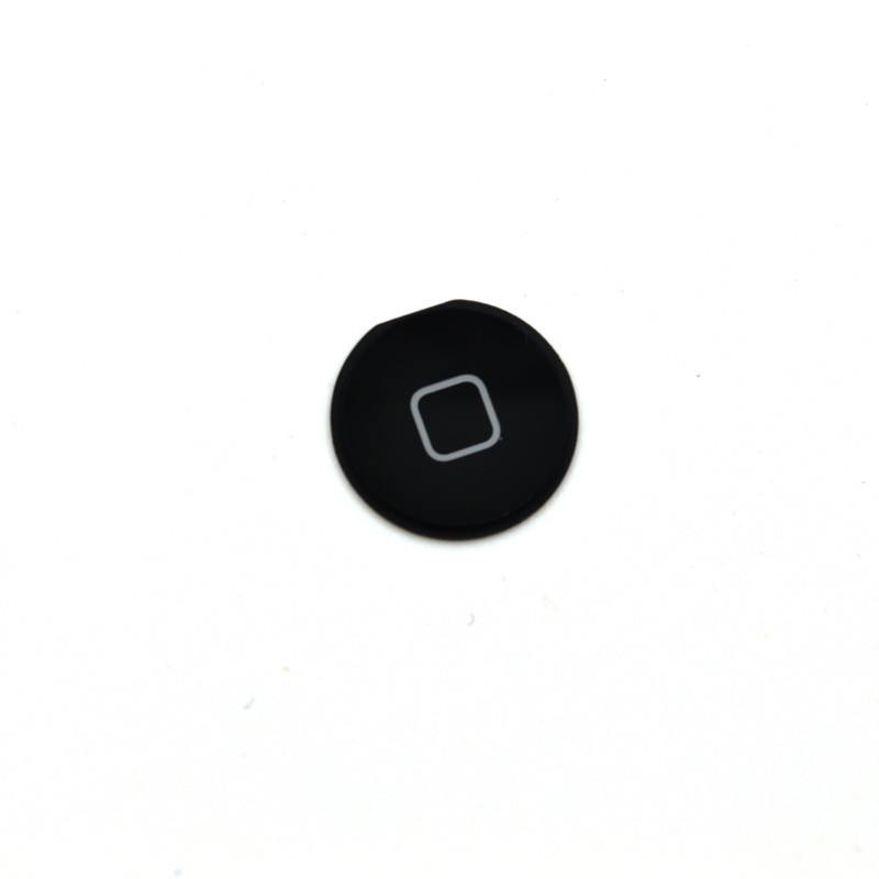 Кнопка меню Apple iPad 3 plastic Black